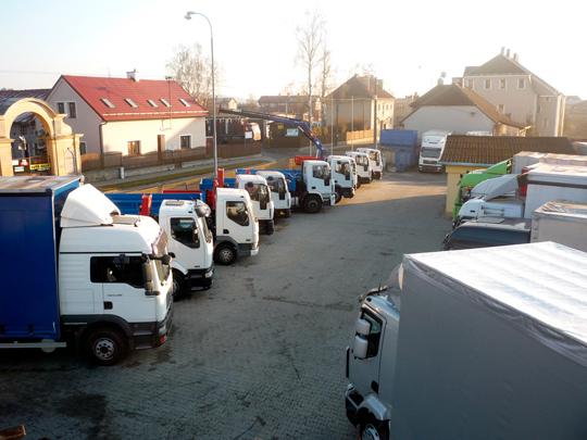 Truck partner spol. s r.o. foto3
