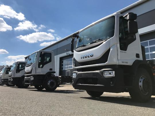 Truck partner spol. s r.o. foto2